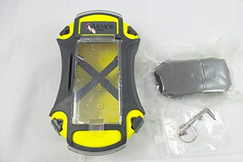 (Yellow Rugged Universal PDA Case for Otterbox 3600 PDA)