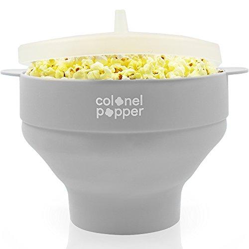 hot air popcorn cooker - 5