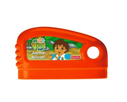 Fisher-Price Smart Cycle Fun-2-Learn [Old Version] Fun-2-Learn Go Diego Go! Software ()