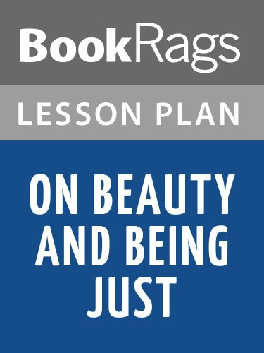 On Beauty and Being Just Summary & Study Guide Description