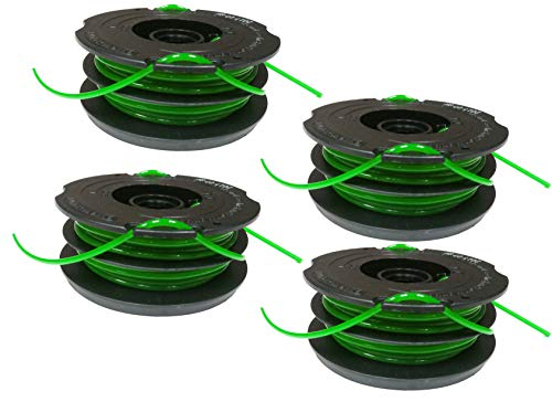 Black & Decker DF-080 .080-inch dual spool line GH1000 GH1100 GH2000 (4 Pack) (Black & Decker String Trimmer Gh1000 Parts)