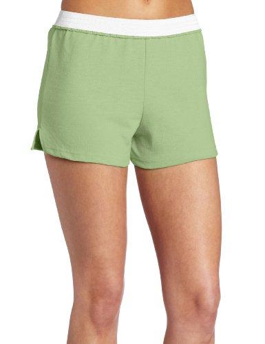 Soffe Juniors Athletic Short, Spring Green, Small