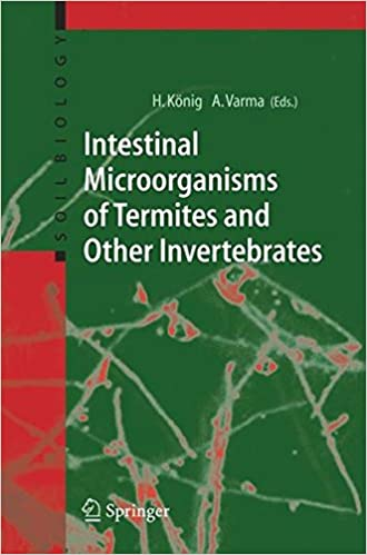 Book Intestinal Microorganisms of Termites and Other Invertebrates (Soil Biology)