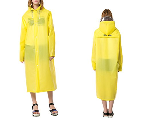 Protection Jaune Imperméable Femmes Raincoat L'extérieur Le De Poncho Matériaux Et Hommes Long Eva Marche Tourisme Adulte Pied Individuel À Flashing L'environnement g55xRw7Sq
