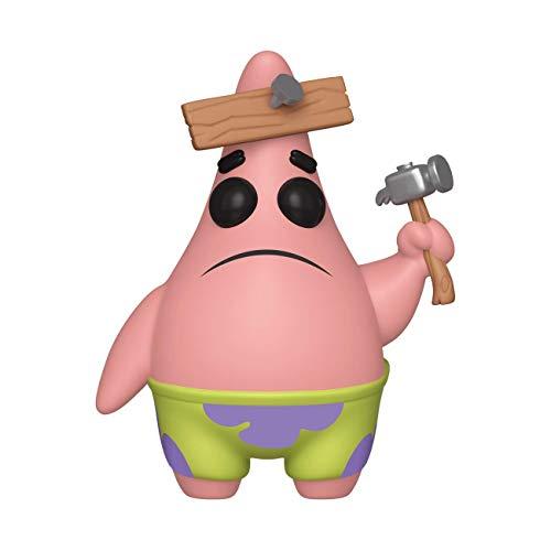 Pop! Vinilo Spongebob Squarepants S3 Patrick w/Board