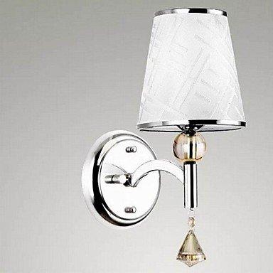 ZQ Creative Continental Lron Single Cloth Wall Lamp Hotel Wall Lamp , 110-120V