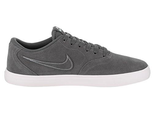 Nike gris Check Sb Gris Chaussures Skate Foncé Foncé De Homme rwwxq8d