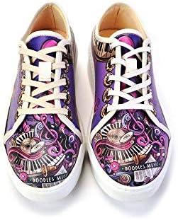 Goby Slip on Sneakers Shoes MYN102