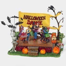 Dept 56 - Halloween Village - Halloween Dance by Department 56 - 56.55189 by Dept 56 - Halloween Village