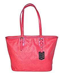 Longchamp Lm Cuir Small Tote Pink Bag Leather Handbag Purse Handbag