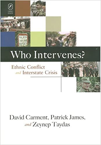 Who Intervenes? Ethnic Conflict and Interstate Crisis