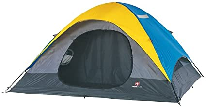 Amazon Swiss Gear 2 Room Eight Person Square Dome Tent