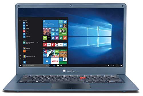 iBall Marvel 6 V 2.0 2017 14-inch Laptop (Intel Celeron Processor N3350/3GB/32GB/Windows 10 Home/Integrated Graphics)