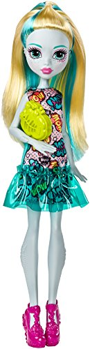 Monster High Lagoona Blue -