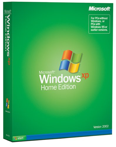 Microsoft Windows Home Old Version product image