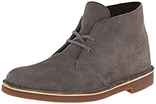 Clarks Men's Bushacre 2 Chukka Boot, Charcoal, 9.5 M US (B00NYUSKBO) | Amazon price tracker / tracking, Amazon price history charts, Amazon price watches, Amazon price drop alerts