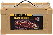 Frabill Crawler Cabin   Soak-and-Go Bait Storage System   Worm Bait Storage