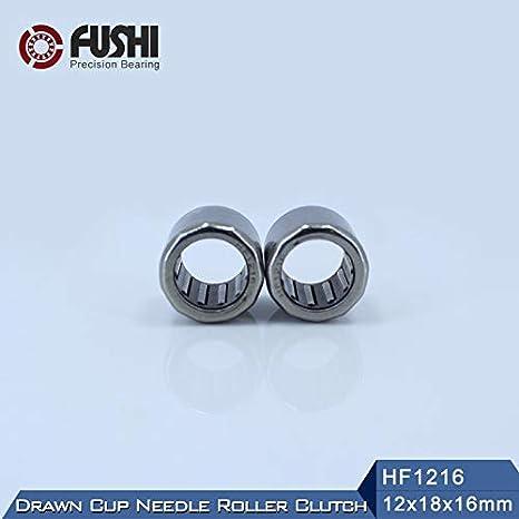 HF1216 One Way Needle Bearing 12*18*16 mm Metric Ball