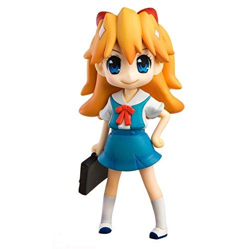 - Evangelion @ School Collection 1 Asuka Langley PVC Figure