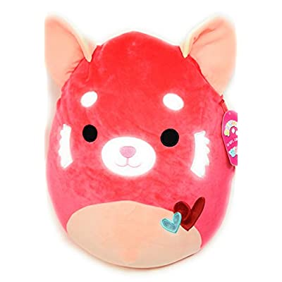 2020 Kellytoy Squishmallow Ramona Red Panda 16