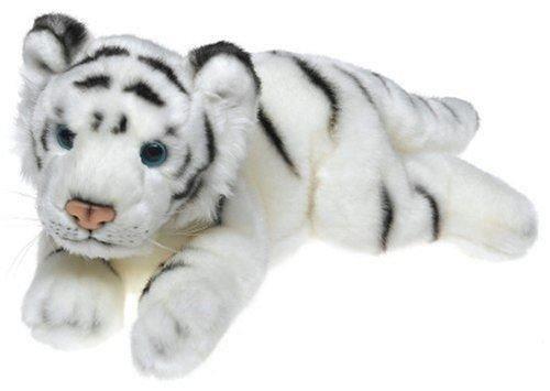 (White Tiger Plush Yomiko Classic 11