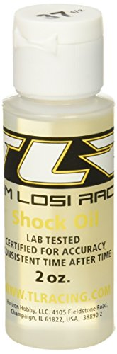 Losi Silicone - Team Losi Silicone Shock Oil 37.5wt 2oz