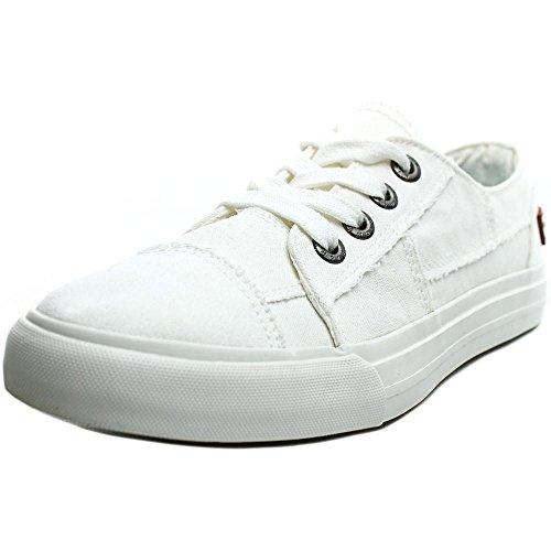 Blowfish Mercado Women US 7.5 White Fashion Sneakers