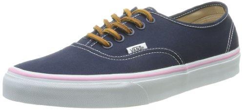 Vans Unisex-Erwachsene U Authentic Lauflernschuhe Sneakers Blau
