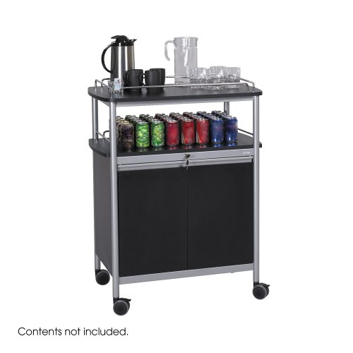 bile Beverage Cart (Mobile Beverage Cart)