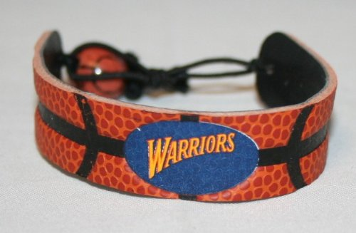Golden State Warriors Classic Basketball Bracelet
