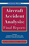 img - for James M. Walters: Aircraft Accident Analysis : Final Reports (Hardcover); 2000 Edition book / textbook / text book