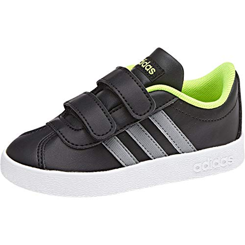 quality design 910d7 96b52 adidas Unisex Kids Vl Court 2.0 CMF Low-Top Sneakers - Buy Online in UAE.   Shoes Products in the UAE - See Prices, Reviews and Free Delivery in  Dubai, ...