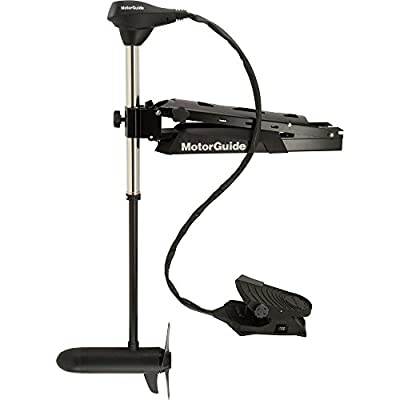 "Motorguide X5-80fw - Bow Mount Trolling Motor - Foot Control - 80lb-45""-24v - *remanufactured Autopilot = NONE 