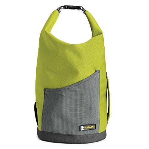 Ruffwear Kibble Kaddie Portable Dog Food Carrier, Forest Green - Kibble Bag