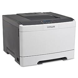 LEX28C0000 - Lexmark CS310N Laser Printer - Color - 2400 x 600 dpi Print - Plain Paper Print - Desktop