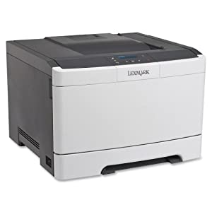 LEX28C0000 - Lexmark CS310N Laser Printer - Color - 2400 x 600 dpi Print - Plain Paper Print - Desktop