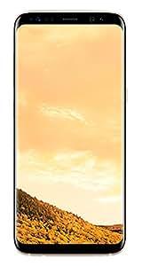 Samsung Galaxy S8 SM-G950F Unlocked 64GB - International Version/No Warranty (GSM) (Maple Gold)