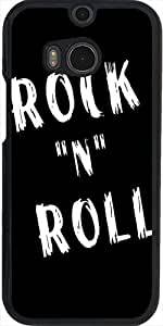 Funda para Htc One M8 - Rock And Roll by Brian Raggatt
