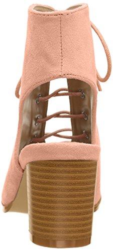 Ankle Brinley Pink Boot Plum Womens Brinley Co Co xq5XnH5w71