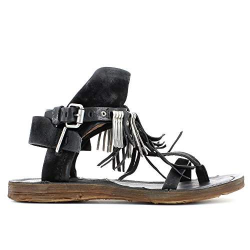 As98 Sandalen Ramos 534051-103 Nero Inox Airstep As98 Nero