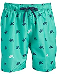Men's Starfish Quick Dry Beach Volley Swim Trunks