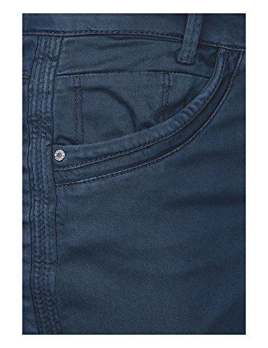Donna Cecil Pantaloni Blu deep Blue 10128 55xRrwqf1