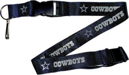 NFL Dallas Cowboys Team Lanyard, Blue ()