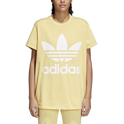 adidas Women's Originals Big Trefoil Logo Tee (S, - Logo Tee S/s Womens