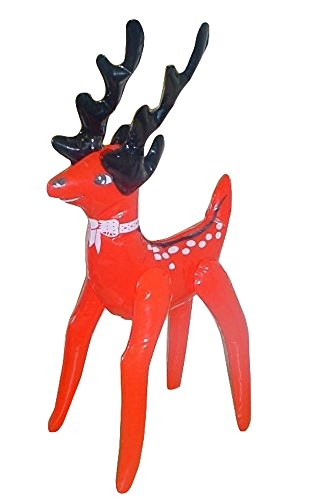 (24 Inch Inflatable Christmas Standing Reindeer (HL207) [Toy])