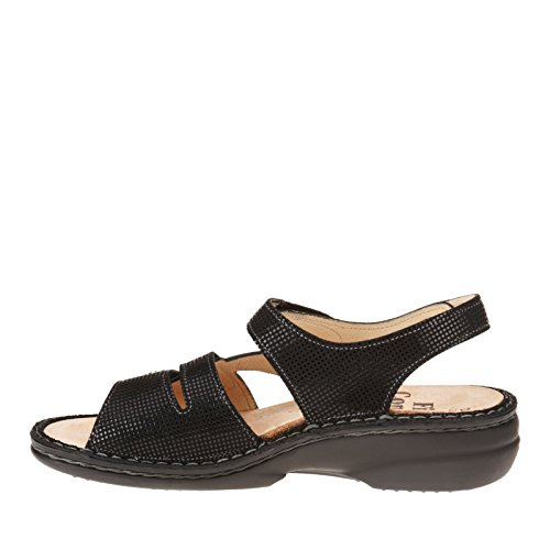 Finn Comfort Women's Gomera - 82562 Sandal Black Points for sale finishline YPNSsXNVeq