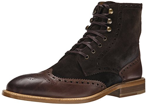 Rush Gordon Chukka Leather Boot Men's Suede Brown Combes H1qwdxq