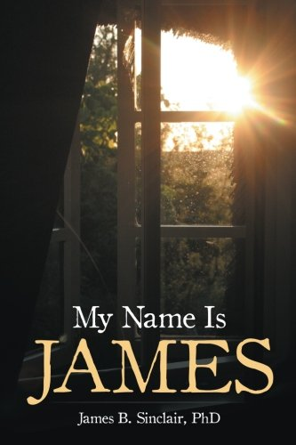 MY NAME IS JAMES