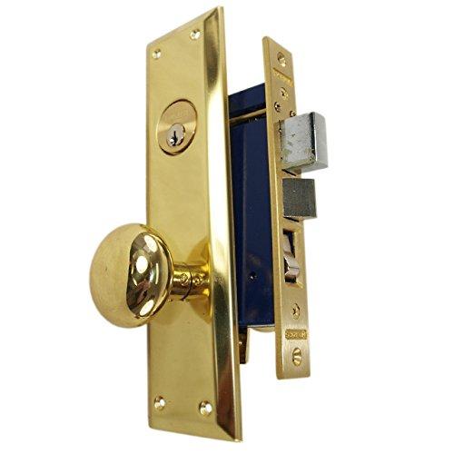 Marks Hardware 91A-LH Marks Mortise Lock, Left Hand, 4.2