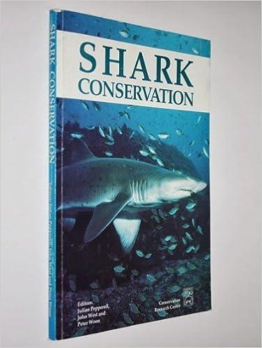 Shark Conservation: Peter Woon (eds) Pepperell Julian